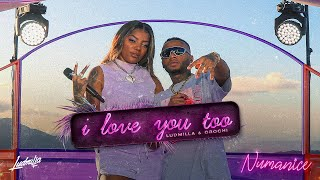 Ludmilla e Orochi - I Love You Too (Numanice Ao Vivo)