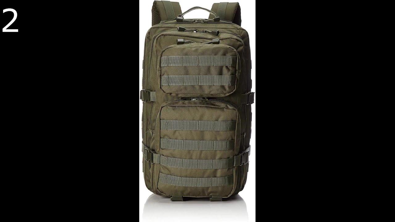 Brandit Rucksack US Cooper 3-Day-Pack Wanderrucksack Trekkingrucksack  schwarz