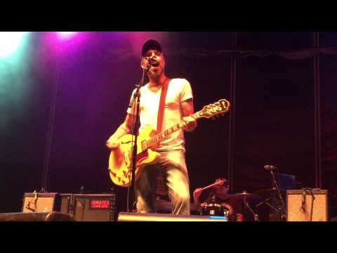 """Lucero *NEW SONG* """"Young Outlaws"""" 8/19/15 Festival Pier-Philly"""