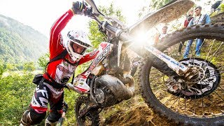 Graham Jarvis Wins Stage 2 at Red Bull Romaniacs 2017
