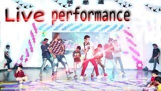 Na pranam Nannu vadilinde - Live performance   Fajju   jej music   Baba bro's presents