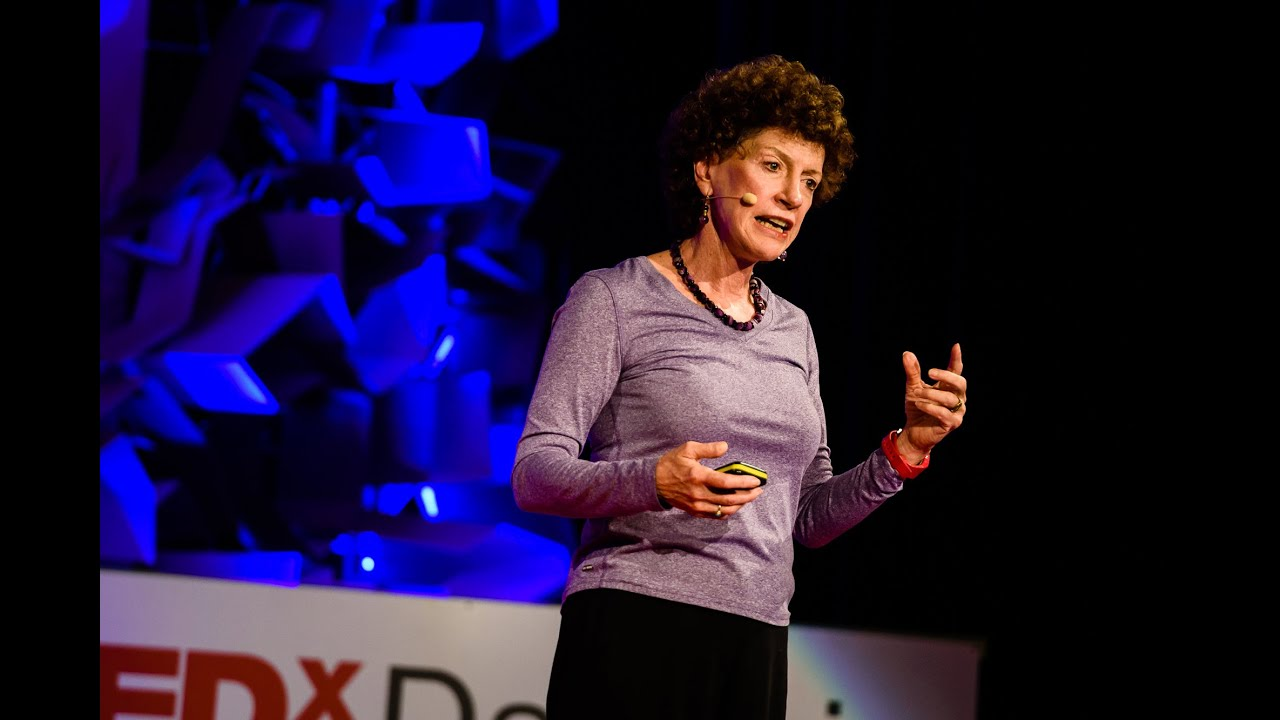 Embrace Your Fears | Peggy Dulany | TEDxDanubia