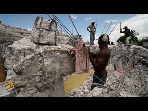 Fault Lines - Haiti: Six months on