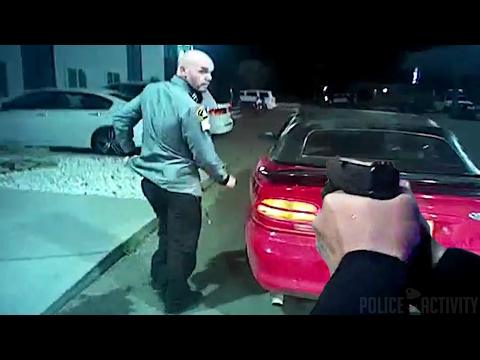 Bodycam Video From Fatal Police Shootout in Roswell, New Mexico