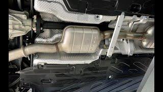 Gambar cover Chia sẻ chăm sóc dàn gầm hốc bánh xe Mercedes sau 16,000 km