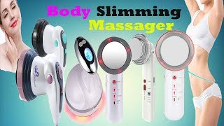 Best 5 Infrared Slimming Massager With Price | Best Infrared Slimming Massager Reviews