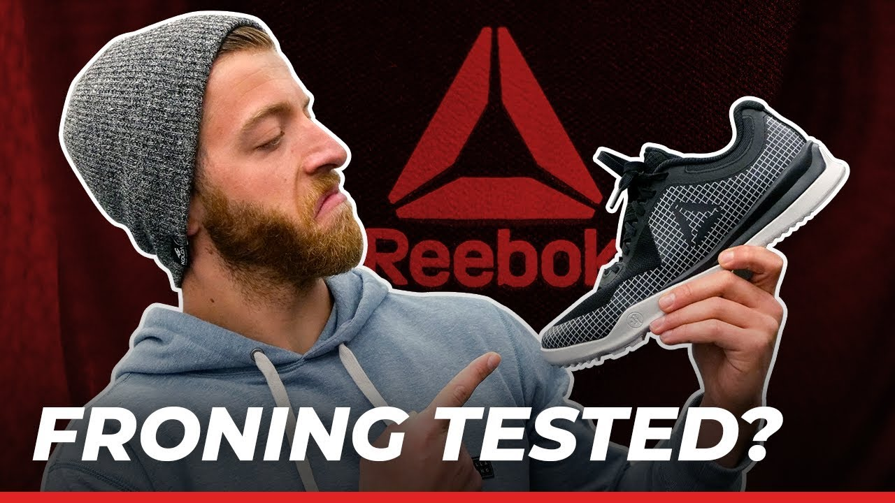 dd0c3a33d69 Reebok Froning Training Shoe Review - YouTube