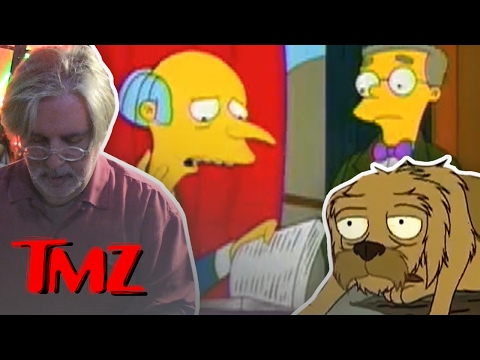 'Simpsons' Creator Matt Groening: Everyone's Signed On For Two More Seasons!