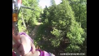TreeTop Eco Adventure Park, Oshawa, Ontario, Canada