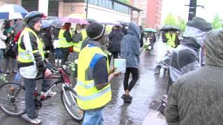 A Trappes : 2 000 personnes marchent pour Moussa