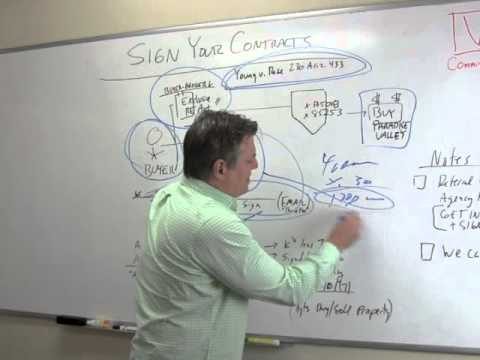 Commission College episode #5 (enforcing buyer broker agreements)