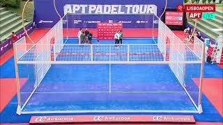 APT - Lisboa Open - Finales