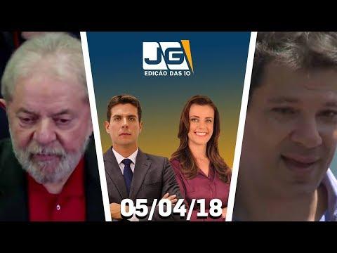 Jornal da Gazeta - Edição das 10 - 05/04/2018
