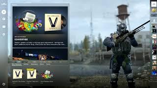получение Прайм-Статуса за 21 ранг... Counter Strike Global Offensive