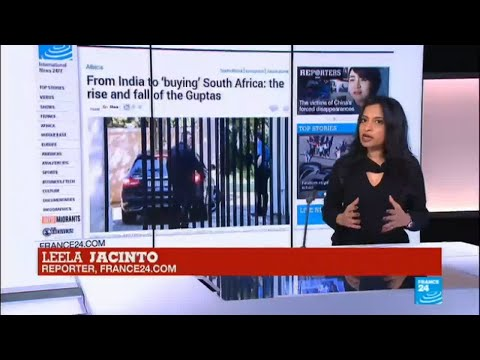 South Africa: Who are the Guptas at the heart of Zuma's downfall?
