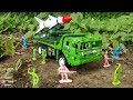 Military missile fleet Military truck TANK Toys soldiers Army men Toys for children