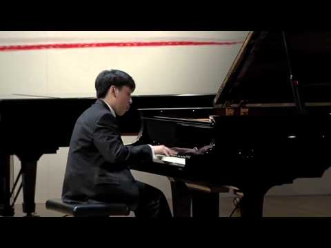 George Li – Chopin Piano Competition 2015 (preliminary round)