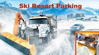 Ski Resort Parking Simulator - App Check - iPhone / iPad iOS Game - Aidem Media
