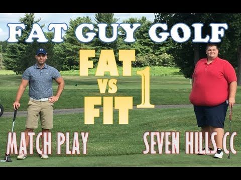 FATvsFIT - Part 1 - Match Play vs Shawn - The Front 9