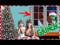 ГРИНЧ в РЕАЛЬНОЙ ЖИЗНИ украл ПОДАРКИ на НОВЫЙ ГОД Дети В ШОКЕ Girl Vs Grinch Мерика для детей Kids mp3