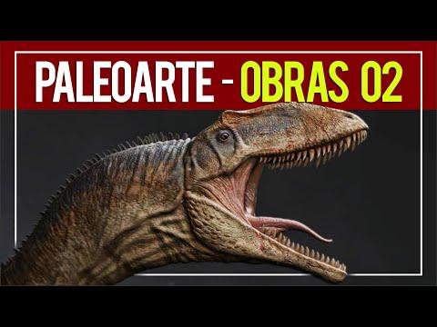 PALEOARTE - Obras de vários paleoartistas (GALERIA 2 de 2)