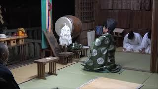 2019年度 賀久留神社 節分祭