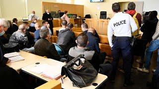 Marseille: 18 policiers de la «BAC Nord» devant la justice