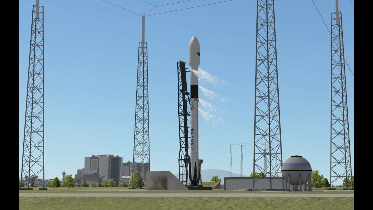 GPS III - Space Vehicle 3 Mission