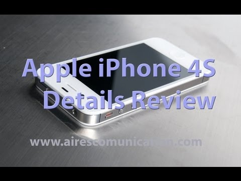 Apple iphone 4s details review