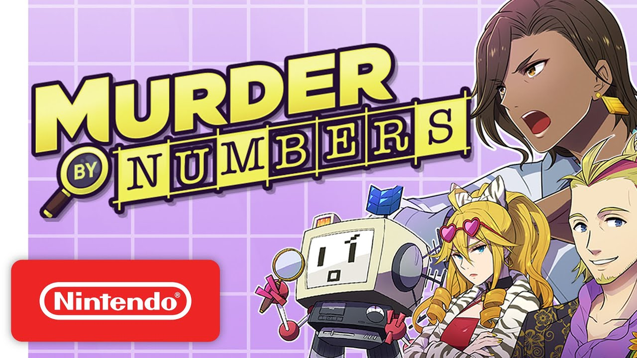 Announcement Trailer για το Murder by Numbers