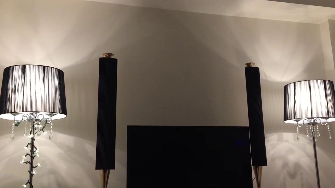 bang olufsen beolab 18 rose gold youtube. Black Bedroom Furniture Sets. Home Design Ideas