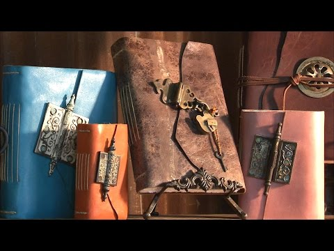 Iona Handcrafted Books (Texas Country Reporter)