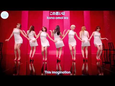 [HEAVENLYSUBS] AOA -  ミニスカート [Miniskirt] (Japanese Version) MV  -Short version-