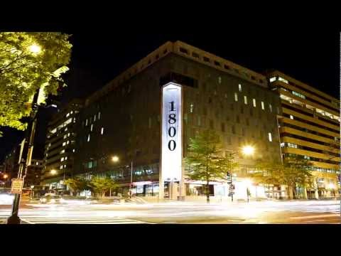 Washington D.C. Night Timelapse