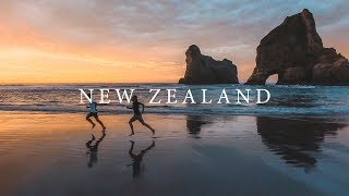 NEW ZEALAND 2017 - Travel Film