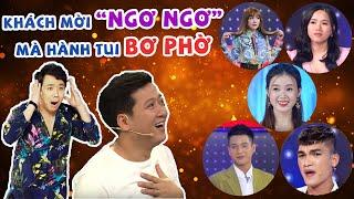 Những khách mời NGÀN NĂM mới tham gia gameshow 1 lần đã bị bà Ngân biên tập DỤ DỖ ra sao ??!! | SML