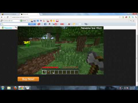 minecraft free to play demo