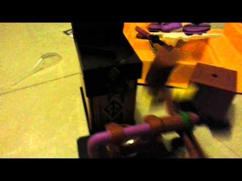 Scooby Doo Mega Trap Building Kit Part 1/2