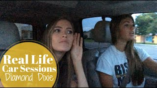 """""""Real Life"""" Jake Owen {COVER}- Diamond Dixie Car Sessions"""
