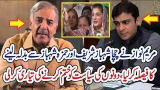 Maryam Nawaz on Shahbaz Sharif and Hamza Shahbaz