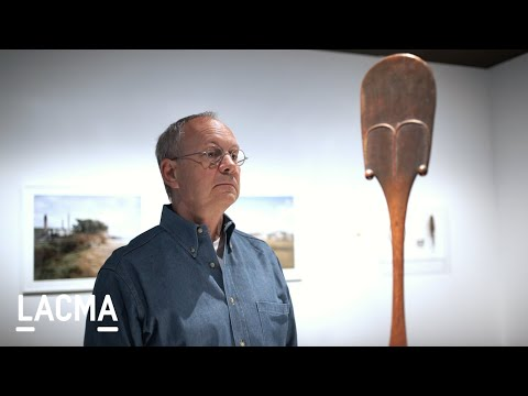 Roy Dowell on Dance Paddle /// Artists on Art