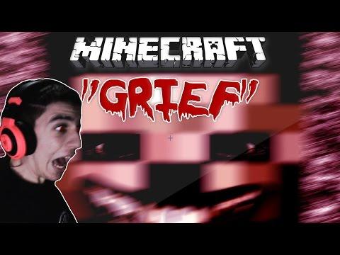 Minecraft Horror Map: GRIEF - ΕΙΝΑΙ ΟΝΤΩΣ ΤΡΟΜΑΚΤΙΚΟ!