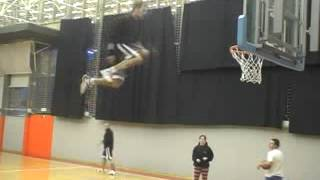 Трюки в баскетболе