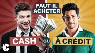 #03 - L'effet de levier (Cash vs Crédit)