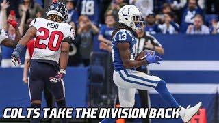 Colts Vs Texans (WK7) |Reaction