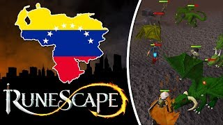 Venezuelan Blackouts cause Economic Crisis within Video Game Runescape
