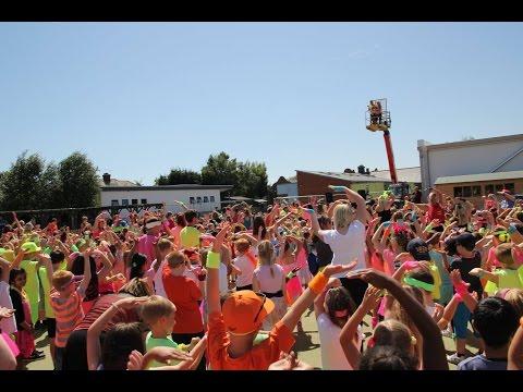 Hamstel Schools' Official Guinness World Record