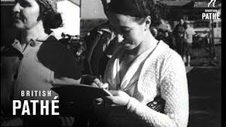 Скачать Women Clay Pigeon Shooting 1941