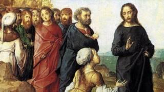 """Francisco de Peñalosa """"Adoro te, Domine Iesu Christe"""""""