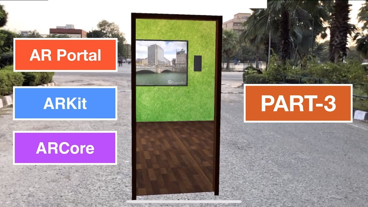 ARKit, ARCore & Unity Portal tutorial - (Part - 3) Deploying it in iOS and  Android